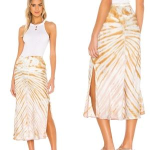 Young Fabulous and Broke Felicity Skirt Water Wash